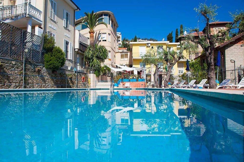 Villa Igea Pool