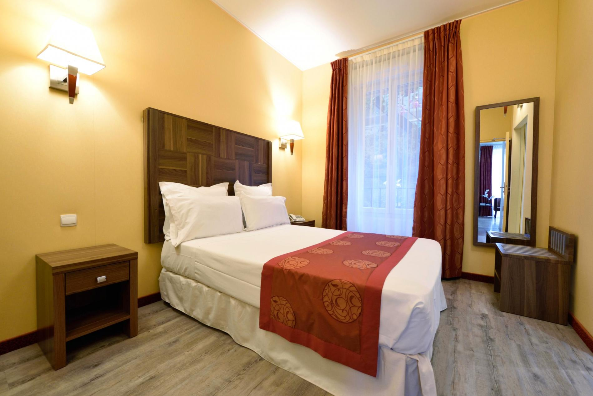 Double Monaco Luxe Room