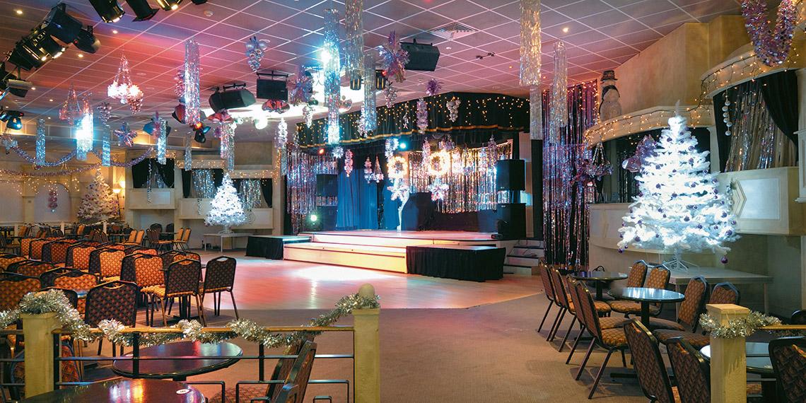 The cabaret lounge