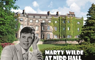 Marty Wilde At Nidd Hall