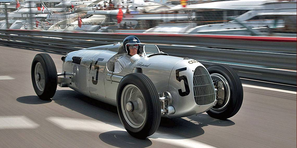 Auto Union GP car