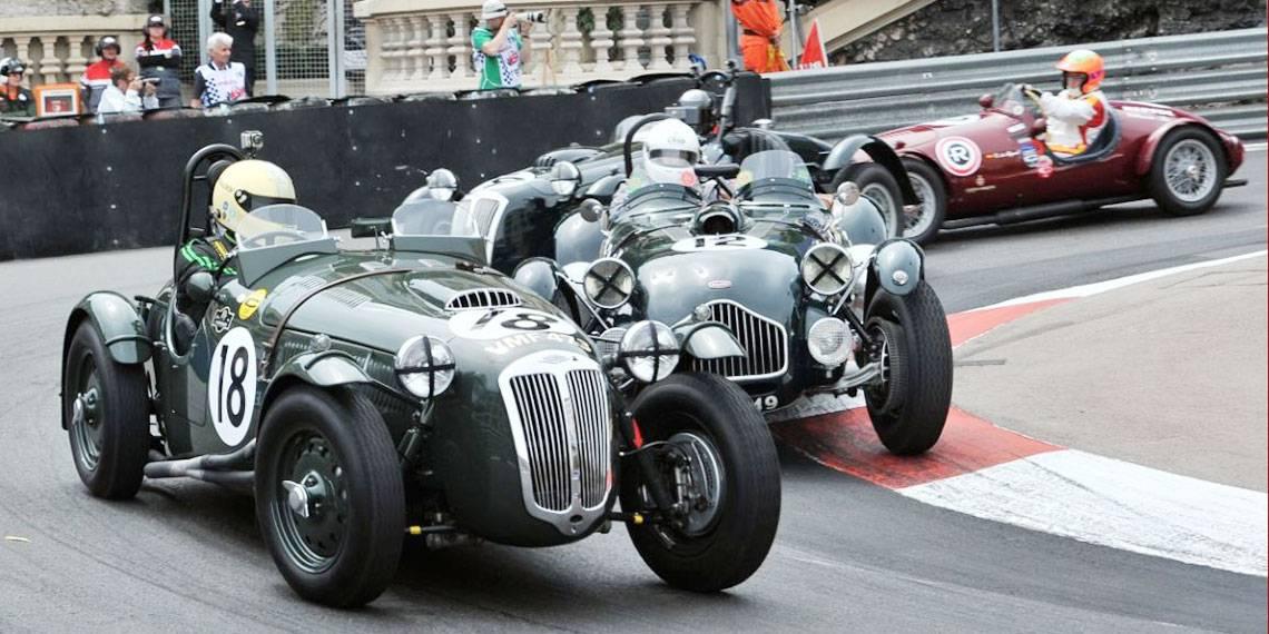 Aston Martin leads
