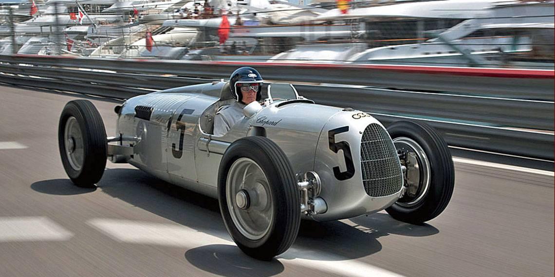Auto Union GP car